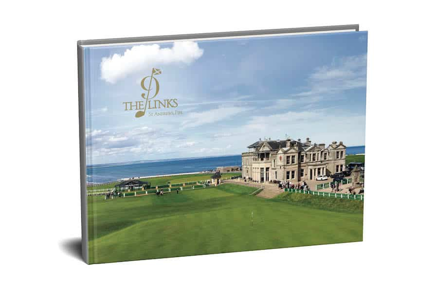 9 The Links Coffee Table Book cover